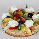 fruittaart (4 personen)